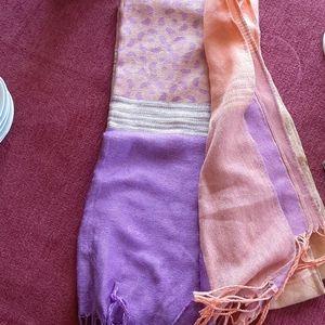 Viscose scarf large
